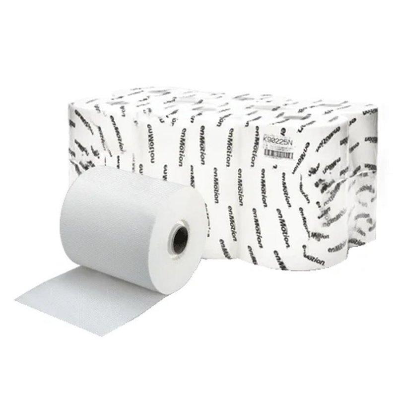 Полотенце бумажное Lotus enMotion 2-сл в рулоне 143м белое