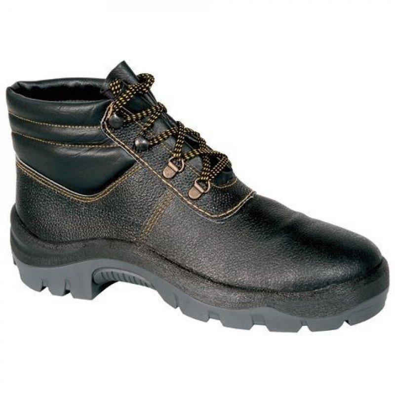 Ботинки универсальные Темп-3 с искусственным мехом р 45