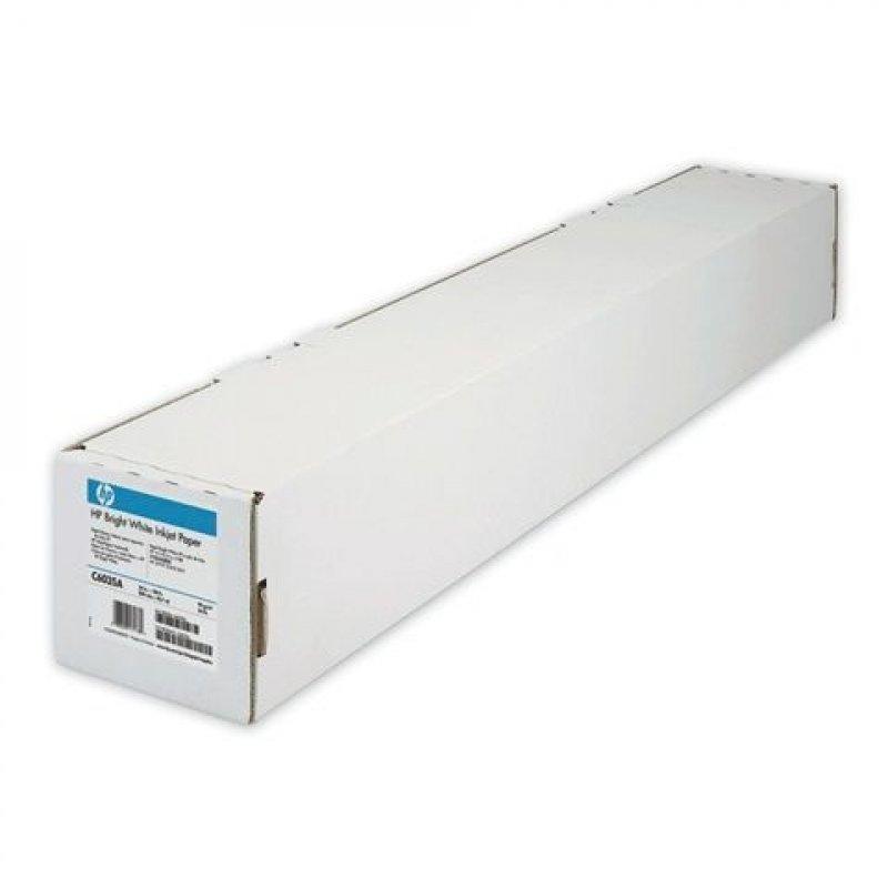 Рулон для плоттера 610мм х 45м вт. 50,8мм 90г/м2 Bright White InkJet HP
