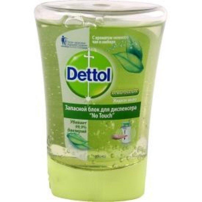 Картридж одноразовый с жидким мылом Деттол 0,25л ассорти