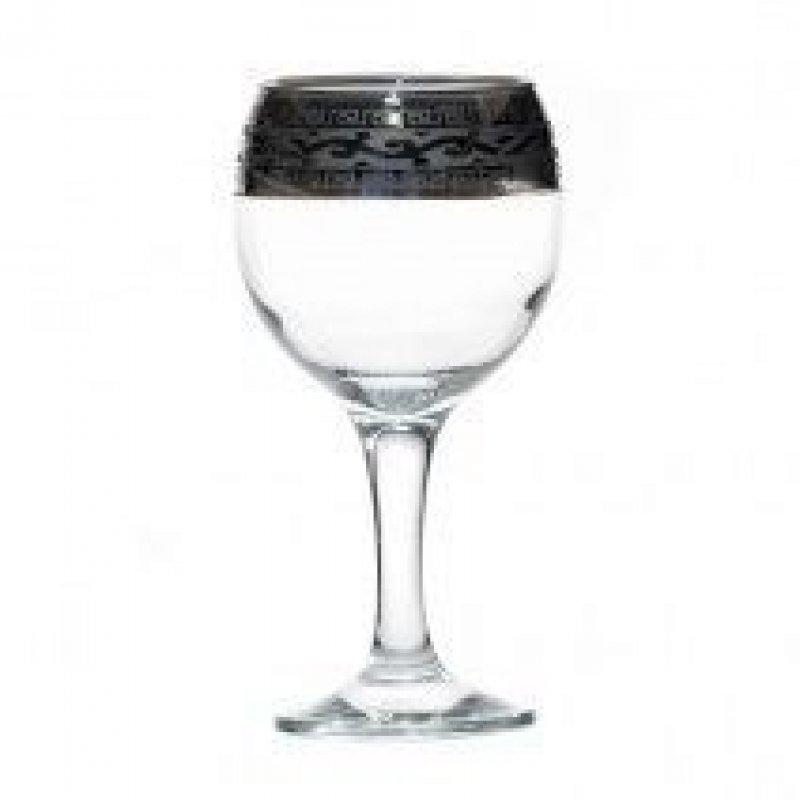 Бокал 260мл Версаче Боярский для вина 6шт стекло