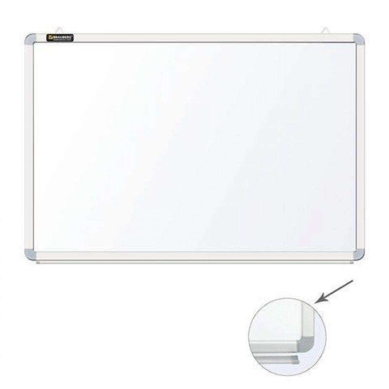 Доска магнитно-маркерная 60х90см алюминиевая рамка