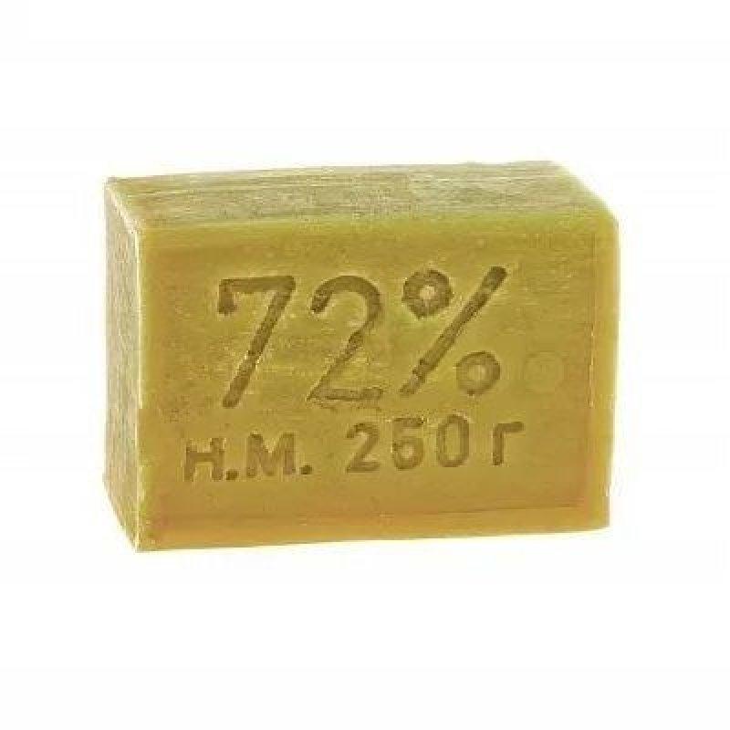 Мыло хозяйственное 250гр 72%  ГОСТ Госрезерв ММЗ