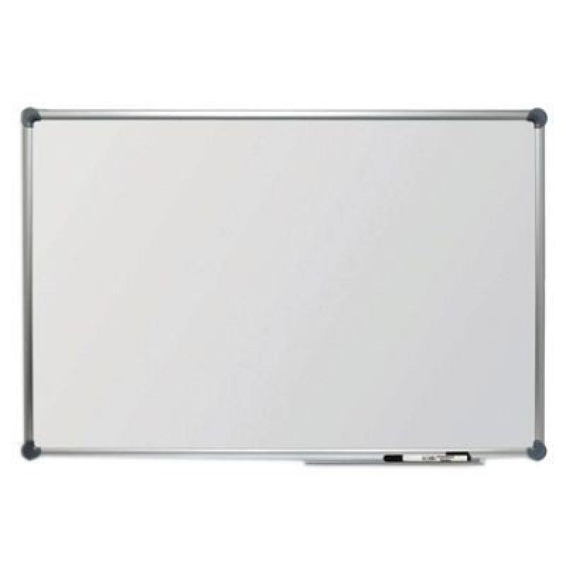 Доска магнитно-маркерная 60х90см Эко алюминиевая рамка