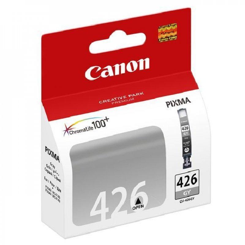 Картридж для Canon Pixma MG6140/8140 CLI-426GY 1395стр серый ориг