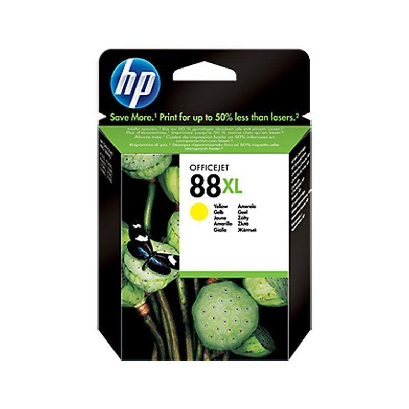 Картридж для HP OfficeJet Pro K550/5400/L7480/7580/7590 №88XL C9393AE 1540 стр желтый ориг