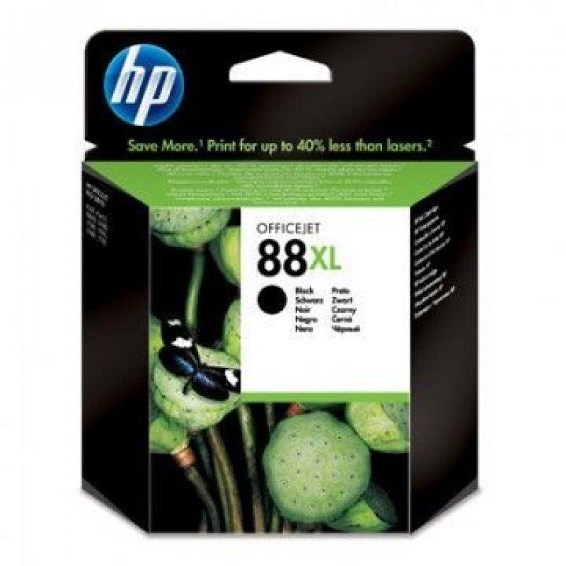 Картридж для HP OfficeJet Pro K550/5400/L7480/7580/7590/7680 №88XL C9396AE 2450стр черный ориг