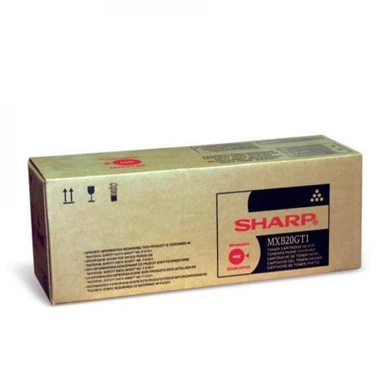 Тонер-картридж для Sharp MXB200/MXB201D MXB20GT1 8000стр черный ориг