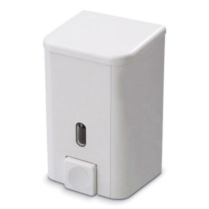 Диспенсер для жидкого мыла Prima Nova 0,5л наливной белый