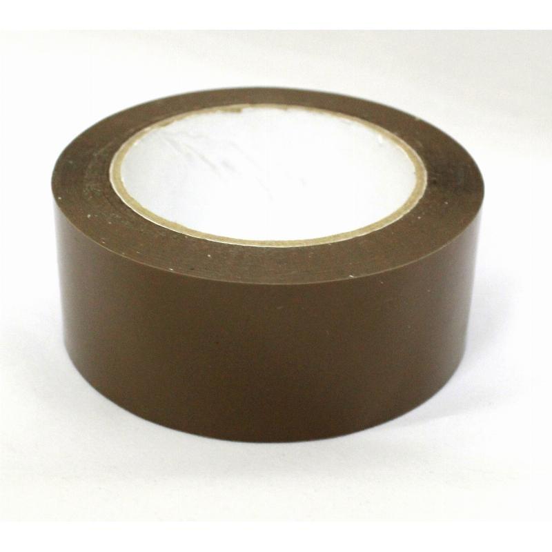 Клейкая лента упаковочная 48x140 коричневая TR
