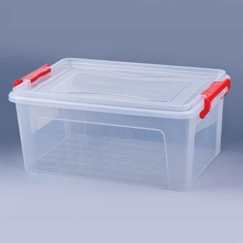 Ящик для хранения универсальный 14л на защелках