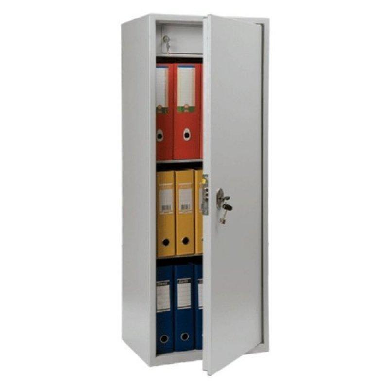 Шкаф металлический для документов 1 отделение Практик SL-125Т 1252х460х340мм 35кг