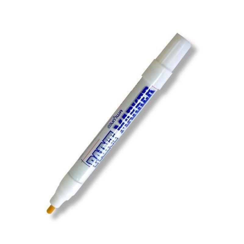 Маркер-краска MunHwa 4мм пулевидный наконечник белая