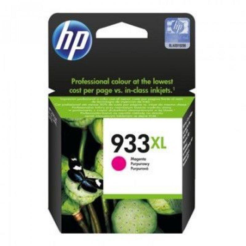 Картридж для HP OfficeJet 6100/6600/6700 №933XL CN055AE 825стр пурпурный ориг