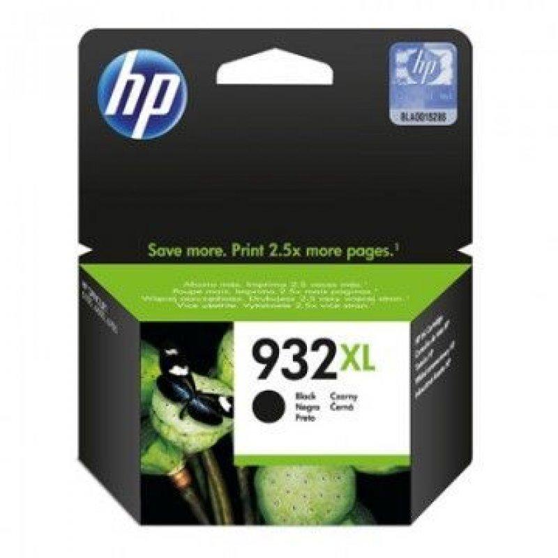 Картридж для HP OfficeJet 6100/6600/6700 №932XL CN053AE 1000стр черный ориг