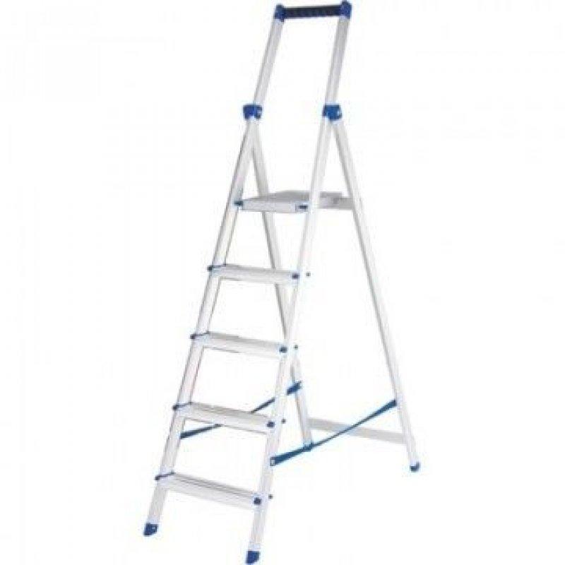 Лестница-стремянка 5 ступ алюм СИБРТЕХ