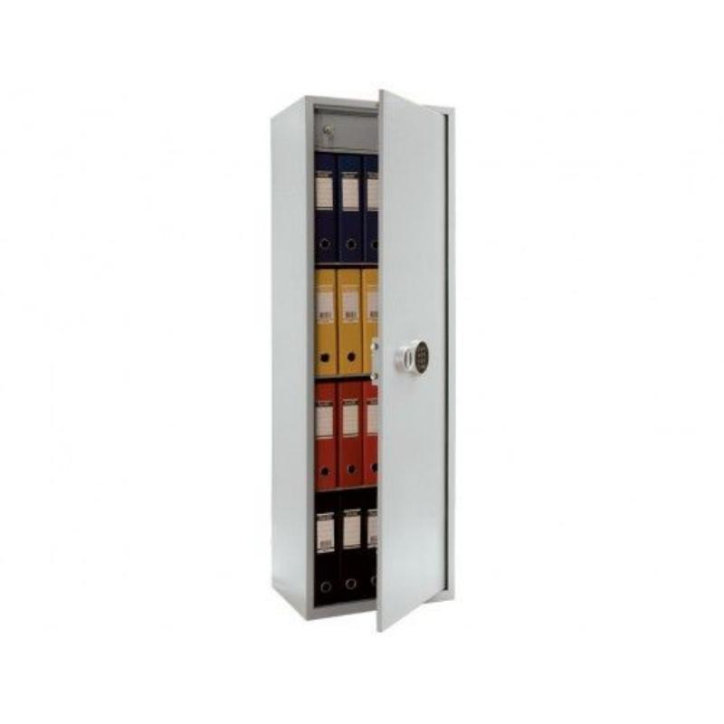 Шкаф металлический для документов 1 отделение Практик SL-150Т 1490х460х340мм 39кг