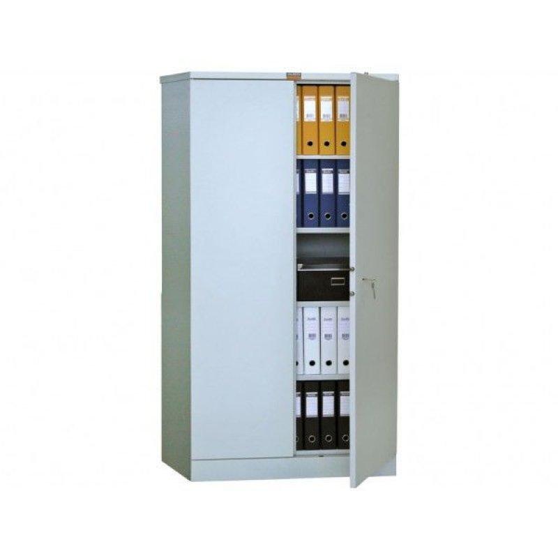 Шкаф металлический для документов 2 отделения Valberg AMH-1891 1830х915х458мм 110кг
