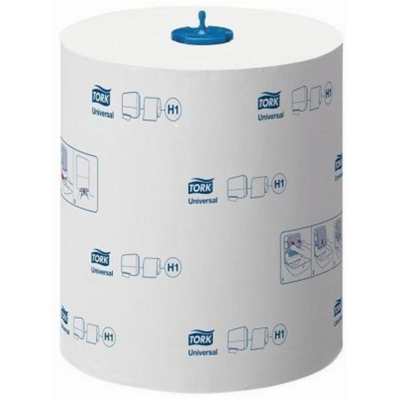 Полотенце бумажное Tork Universal Soft 1-сл в рулоне 280м белое