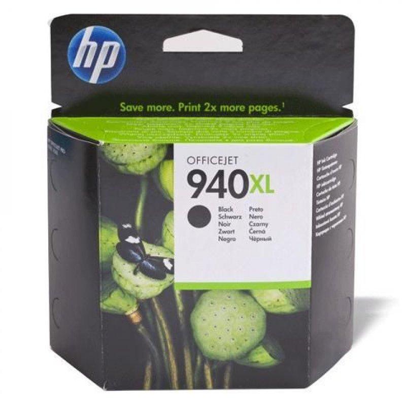 Картридж для HP Officejet pro 8000/8500 №940XL C4906AE 2200стр черный ориг