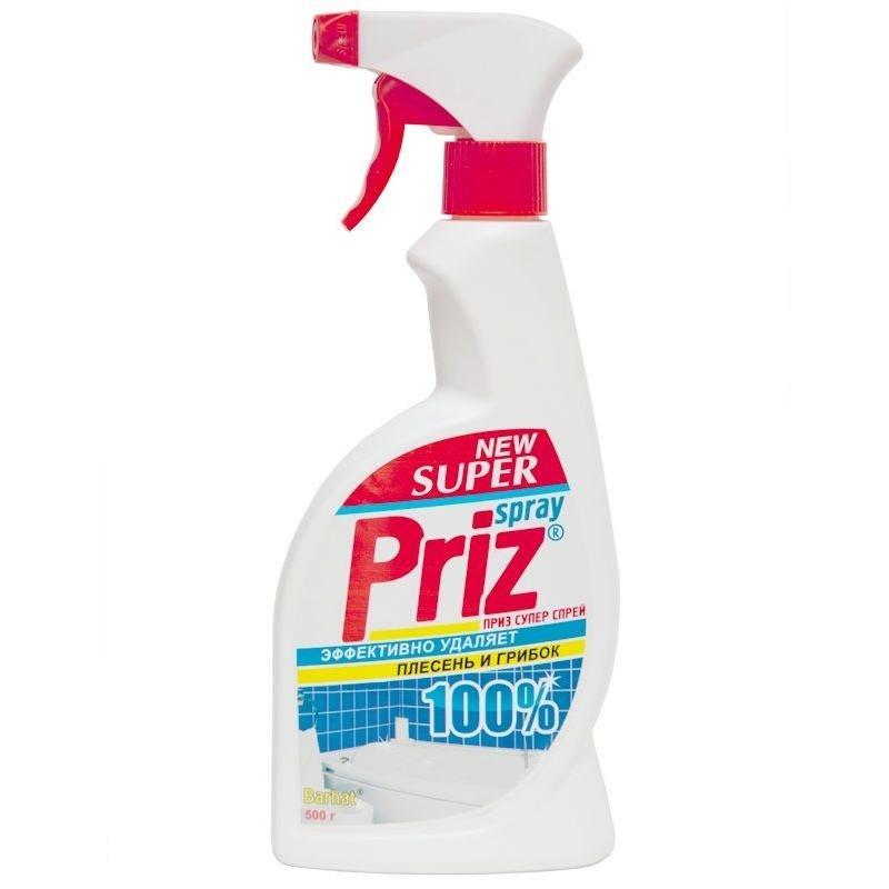 Чистящее средство Бархат Супер Приз 500мл спрей от плесени и грибка