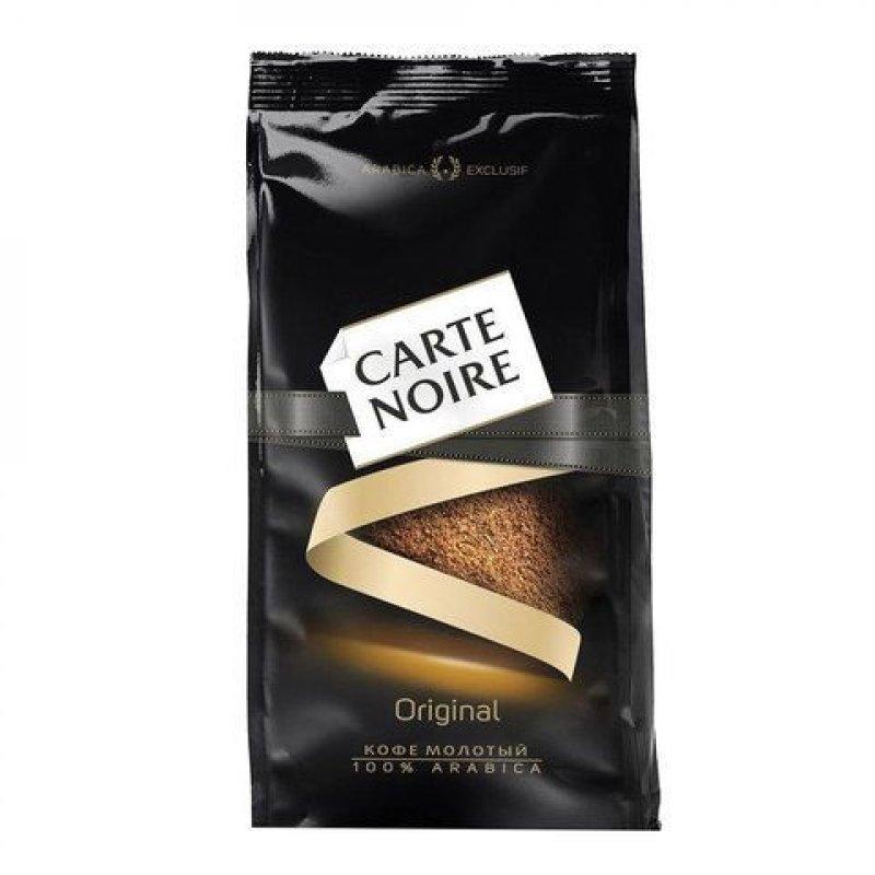 Кофе Carte Noire молотый 230г вакуумная упаковка