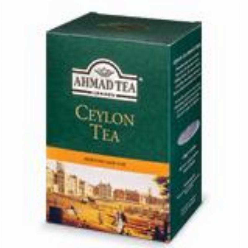 Чай Ahmad Ceylon 200г листовой черный