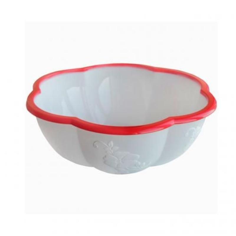 Салатник 1л Восторг пластик