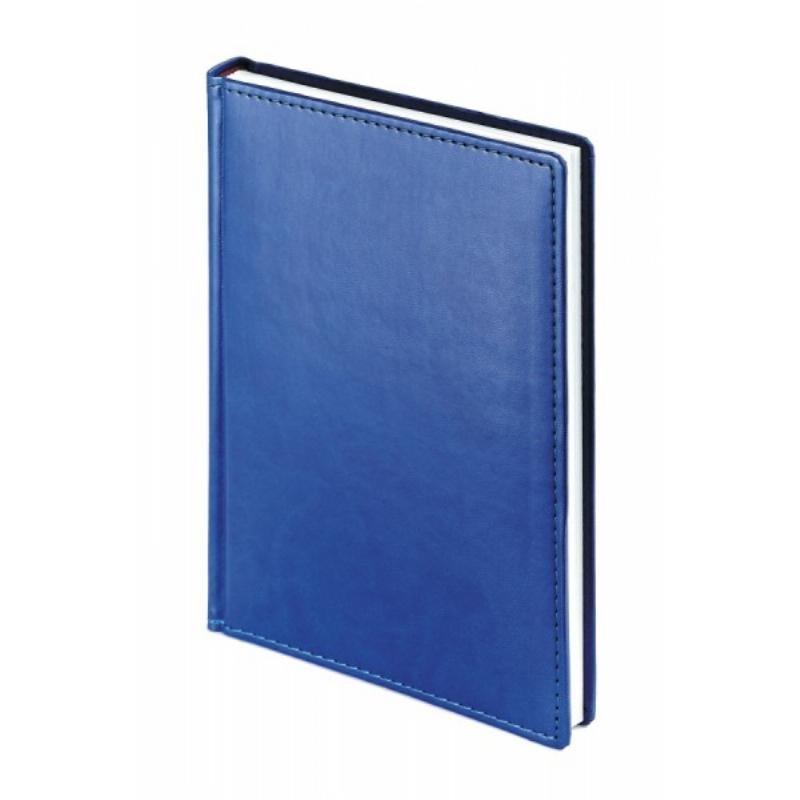 Ежедневник А5 недат Velvet синий