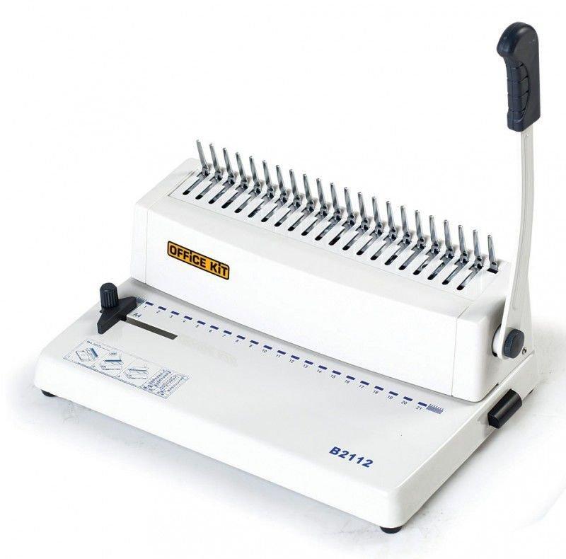 Брошюровочная машина Office Kit B2112 12л/250л