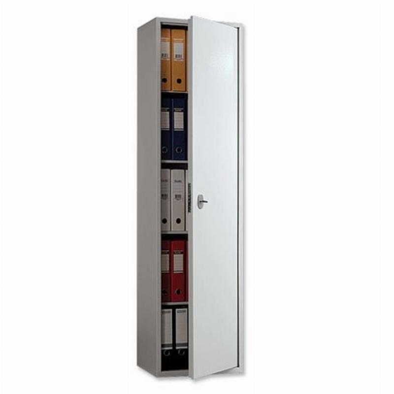 Шкаф металлический для документов 1 отделение Практик SL-185 1800х460х340мм 45кг