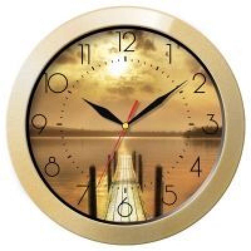 Часы настенные В-Тройка 11171146 закат 290мм