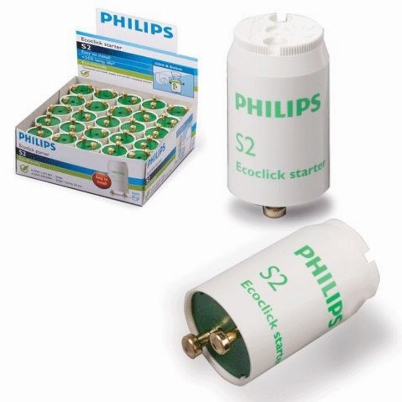 Стартер S2 4-22W Philips
