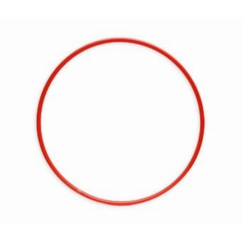 Обруч гимнастический диаметр 70см