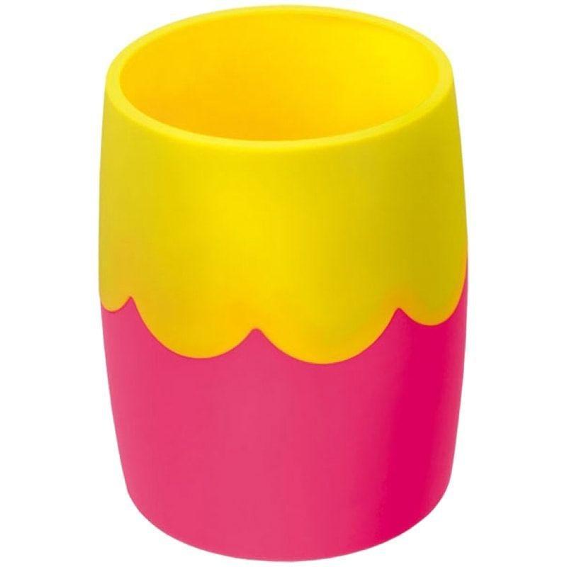 Подставка-стакан Стамм двухцветная ассорти