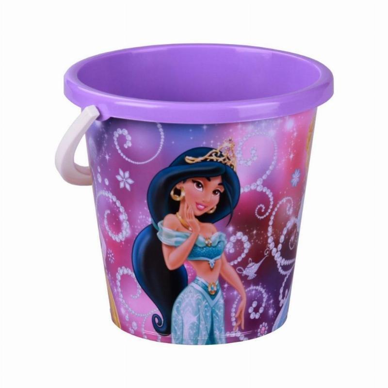 Ведро 1,5л детское Принцессы-Дисней