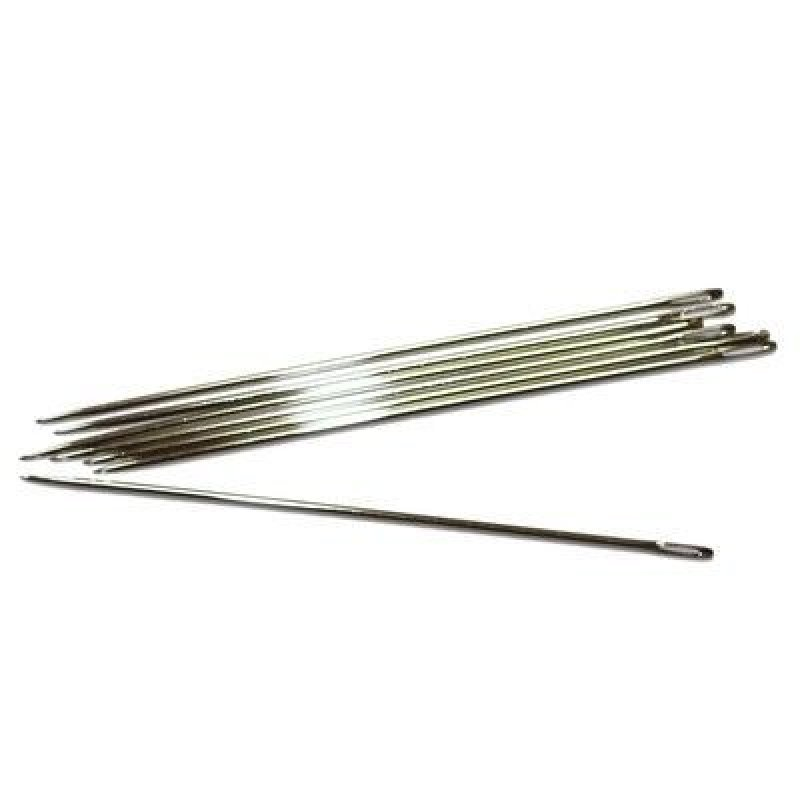 Игла для прошивки цыганская  100 мм 3шт/уп