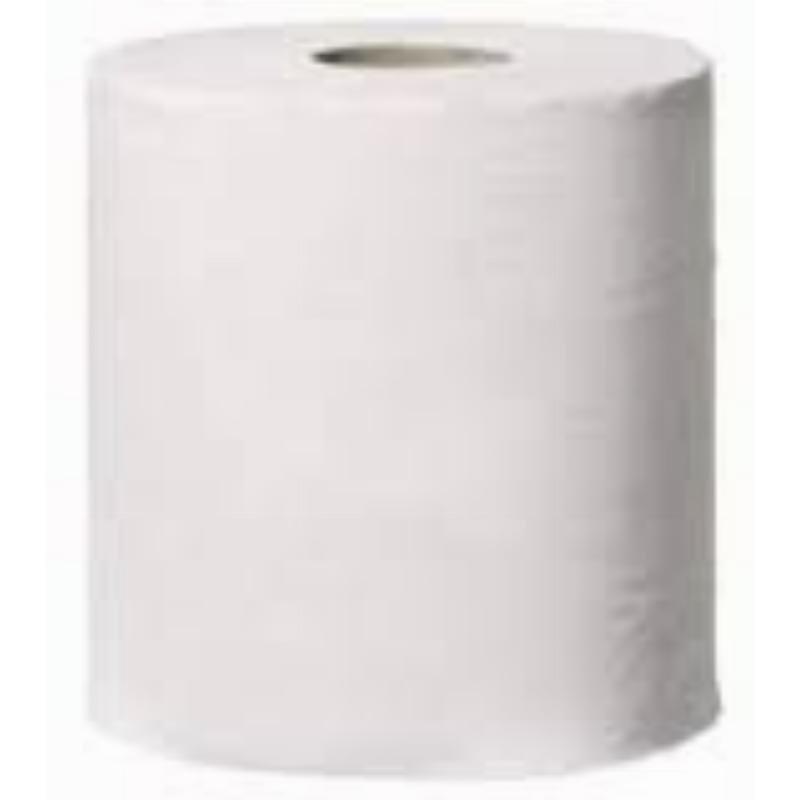 Полотенце бумажное Almax Professional 2-сл с центральной вытяжкой 130м белое