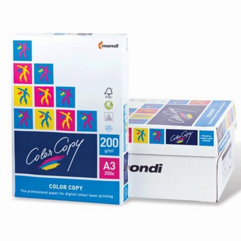 Бумага Color Copy А3 200г/м 99% ISO 250л