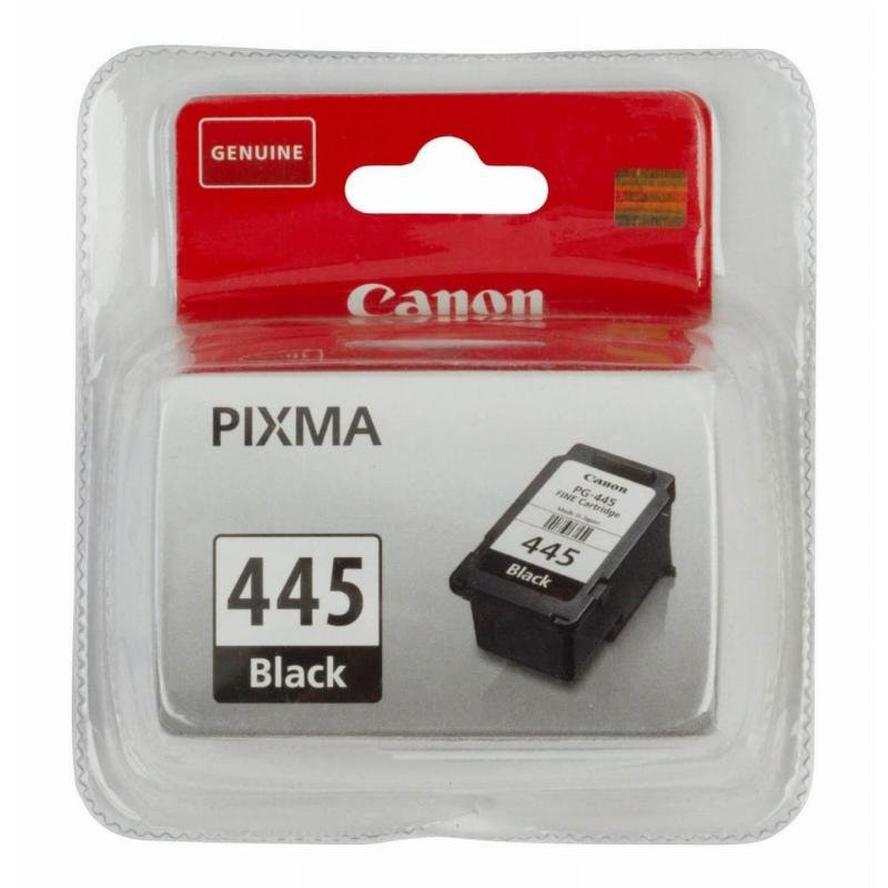 Картридж для Canon Pixma MG2440/MG2540 PG-445 180стр черный ориг