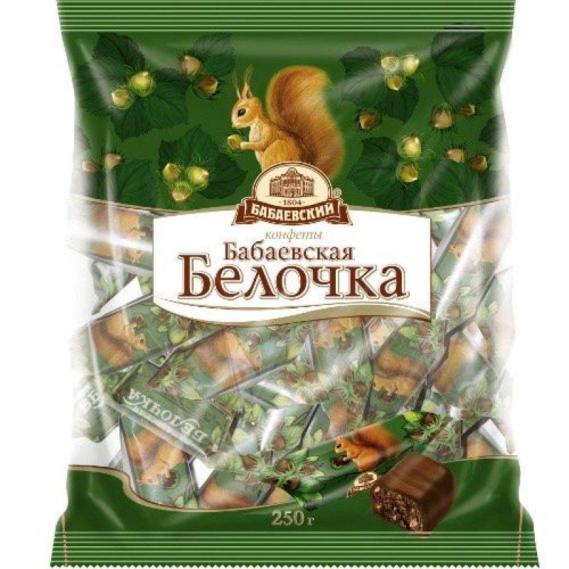 Набор конфет Русь Тройка 350г