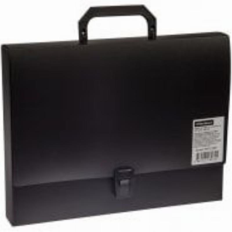 Портфель пластиковый 1-отд OfficeSpace А4 321х248х40 600мкм