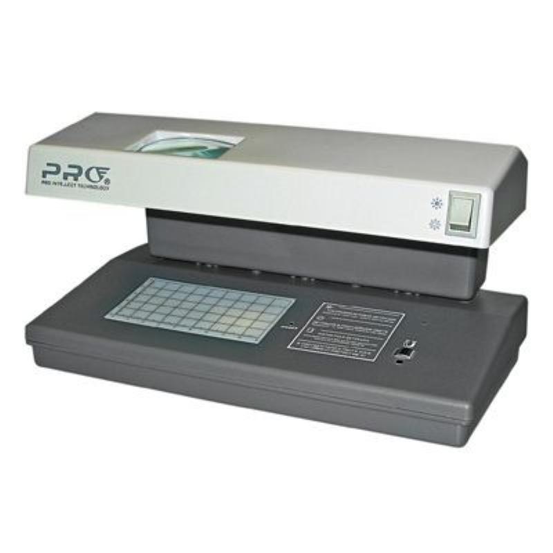 Детектор банкнот PRO 12LPM ультрафиолетовый