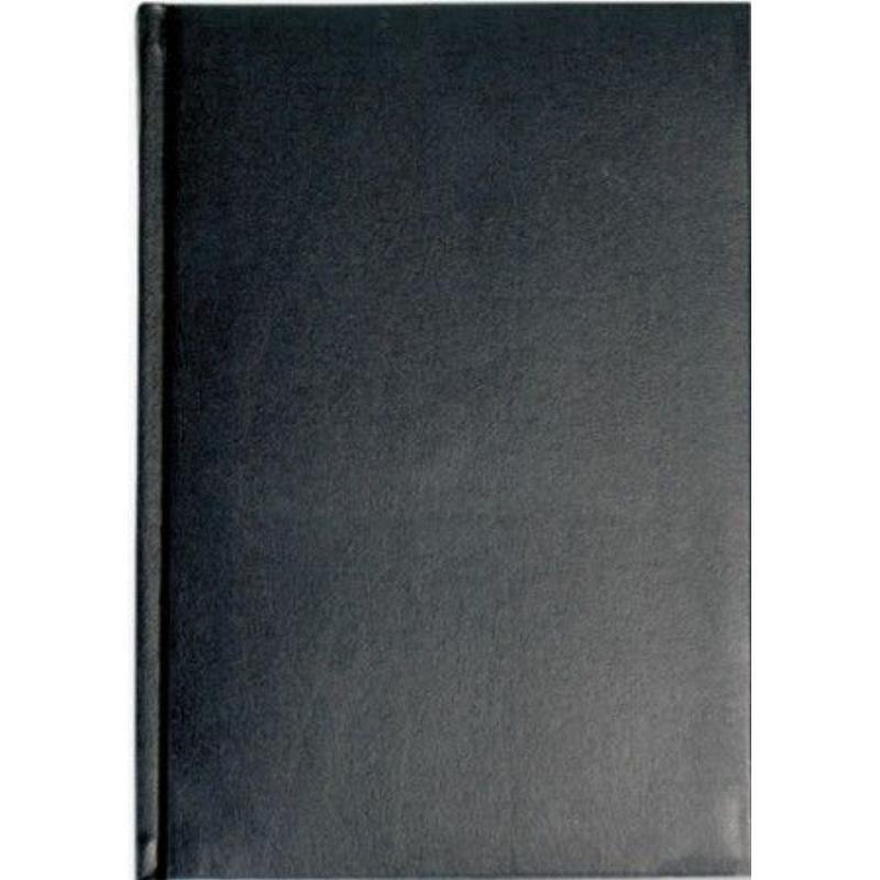 Ежедневник А5 недат Ideal New черный
