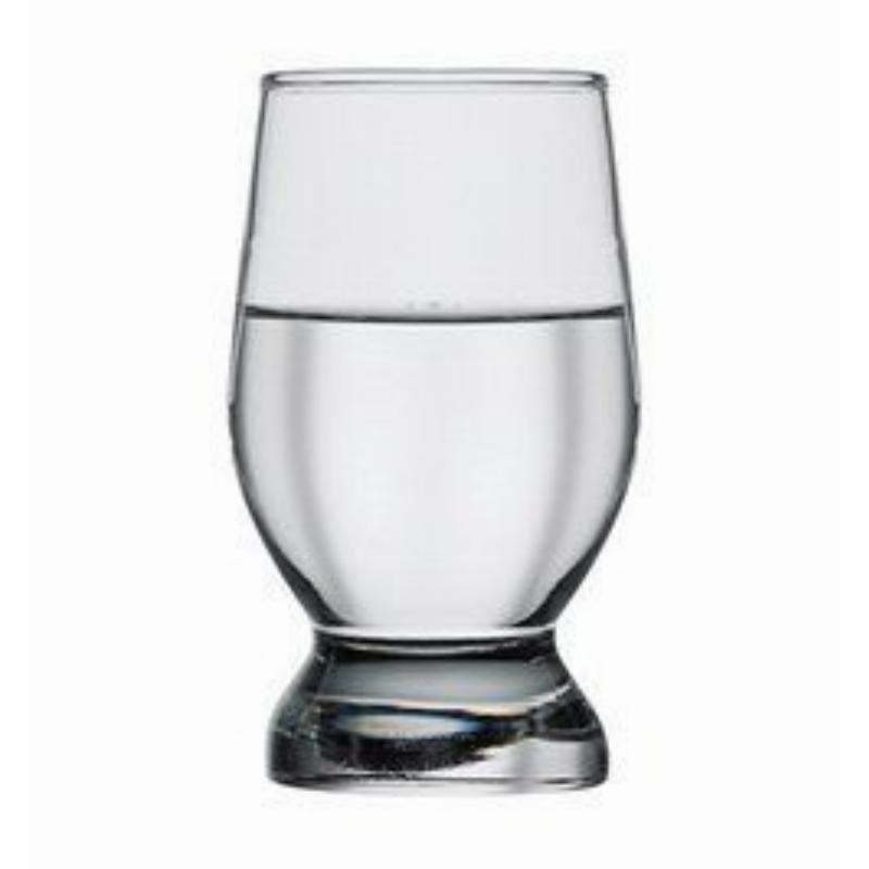 Стакан 225мл Акватик для воды 6шт стекло