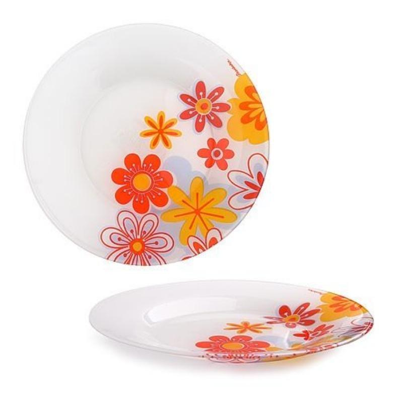 Набор тарелок 200мм Саммер десертные 6шт Pasabahce стекло