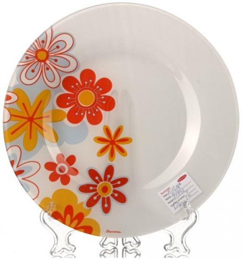 Тарелка 200мм Саммер десертная Pasabahce стекло