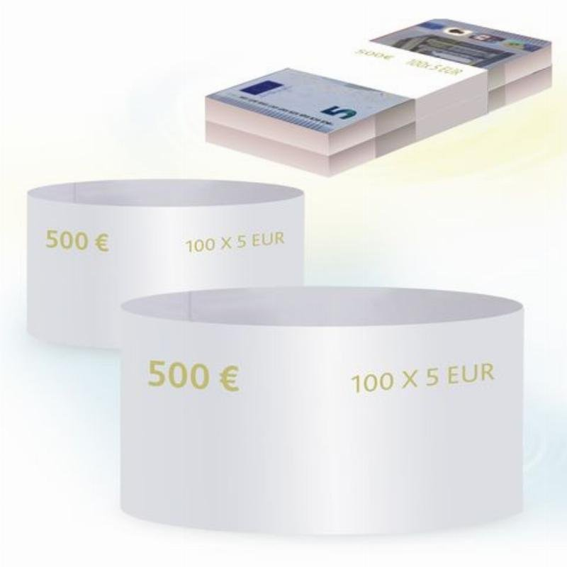 Кольцо бандерольное 5 евро 500шт/уп