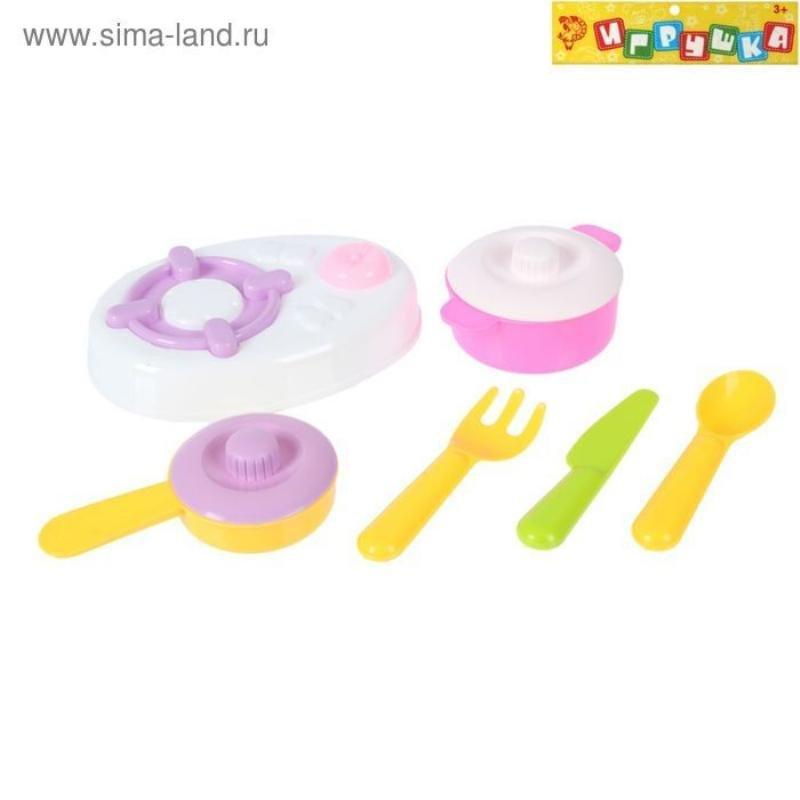 Набор посудки 6 предметов Вкусно готовим-3