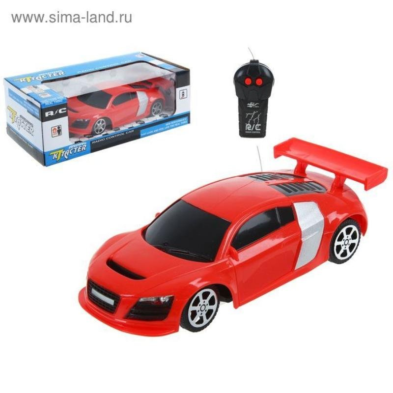 Машина радиоуправляемая Крутые гонки